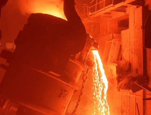 製鉄・非鉄産業, 製鋼・製鉄, アルミ, アプリケーション, マイクロポーラス断熱材