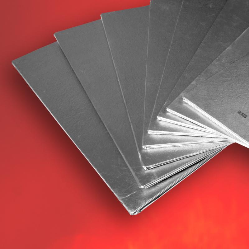 シルサーム・アルフレックス フレキシブル 省エネ カーボンゼロ 高強度 耐熱 超低熱伝導率 マイクロポーラス高性能断熱材