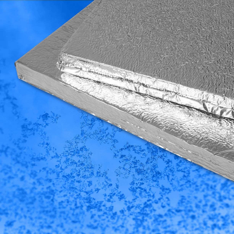 シルサーム・パネル(VP) 真空断熱材 ワクチン輸送 ZEH ZEB 省エネ カーボンゼロ 極低熱伝導率 マイクロポーラス高性能断熱材